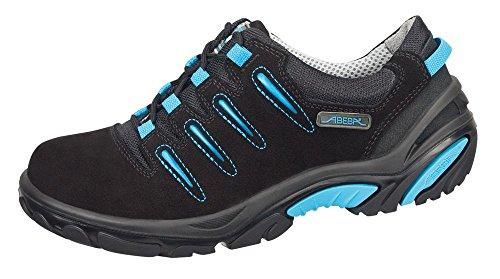 Abeba Crawler colour negro/azul zapatos S1 Negro - negro