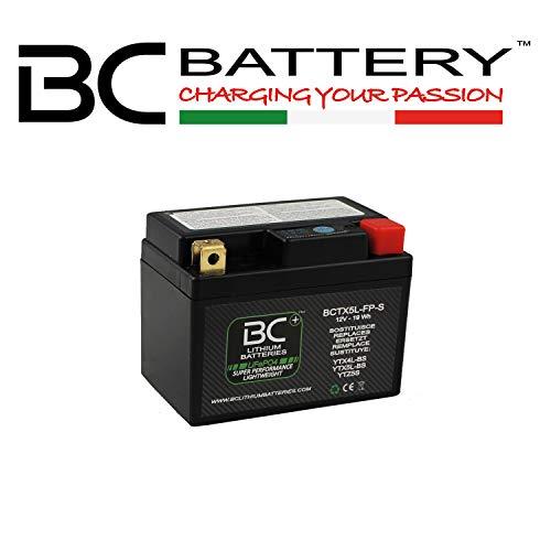 BC Lithium Batteries LiFePO4 HJ51913-FP/51913 Motorfietsaccu