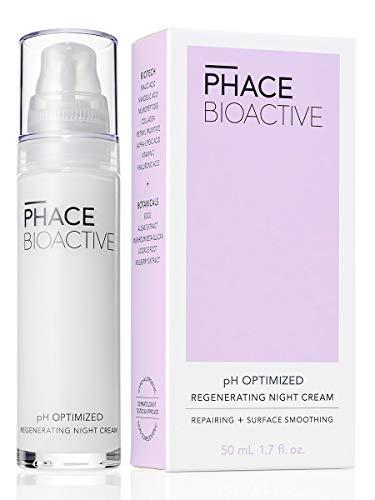 PHACE BIOACTIVE Regenerating Night Cream, 1.7 Fl Oz