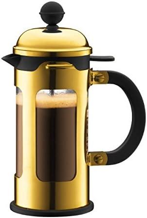 Amazon.com: Bodum Chambord - Cafetera de prensa francesa con ...