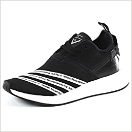 9bc7bb7c0be47 Adidas x White Mountaineering NMD R2 Pk BB2978 Core Black   White Mens sz  7.5us Apparel