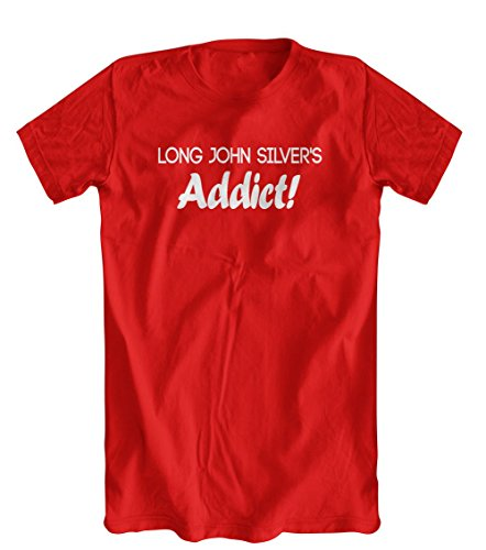 long-john-silvers-addict-t-shirt-mens-red-medium