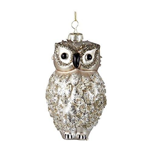 Kurt Adler 4 inch owl ornament