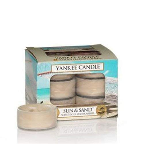 (Yankee Candle Sun and Sand 12 Tea Lights)