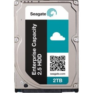 The Excellent Quality 2TB Ent Cap 2.5'' 16 Gb s SAS by Seagate