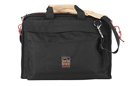 PortaBrace DC-3VB Camera Case (Black) by PortaBrace