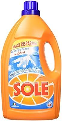 Sole Bianco Solare Ultra - Detergente líquido para lavadora, 2948 ...
