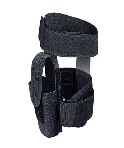 UTG Concealed Ankle Holster, Black
