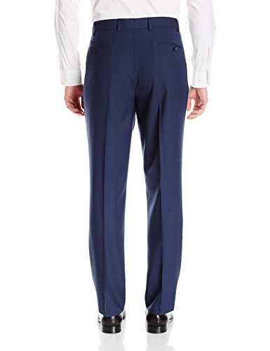 Perry Ellis Men's Slim Fit Suit w/ Hemmed Pant