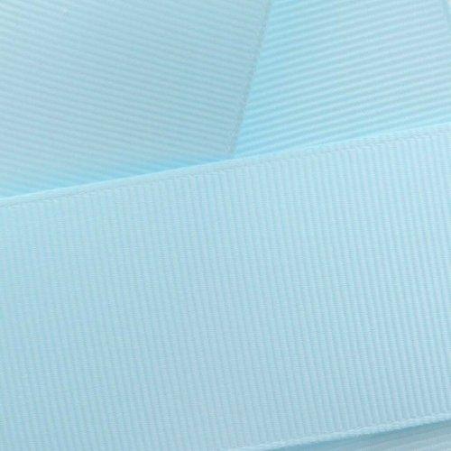 Light Blue Grosgrain Ribbon - 6