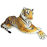 Taddy Bear yashika toys Soft Big Brown Tiger Teddy Bear-32 cm.
