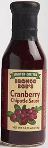 (Bronco Bob's Cranberry Chipotle Sauce)