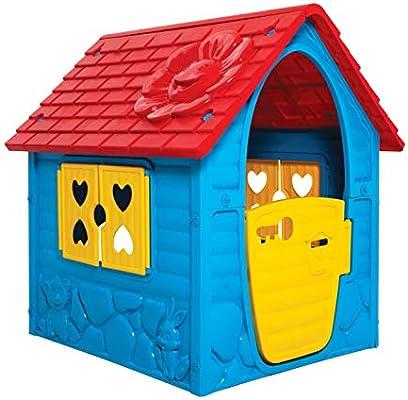 DOHANY 456 - Casa de Juegos para Interior y Exterior, casa de jardín para niños a Partir de 2 años: Amazon.es: Juguetes y juegos