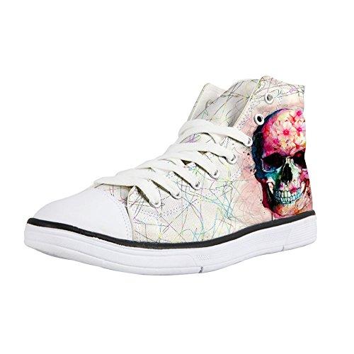 Showudesigns Damen Sneaker, Color 1 - Größe: 35 EU