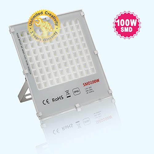(JSVSAL UV LED Blacklights, 100W Ultra Violet LED Flood Light for DJ Disco Club,Night Clubs,UV Light Glow Bar,Birthday Parties,Blacklight Party,Aquariums and Other Entertainment Venues Stage Lighting)