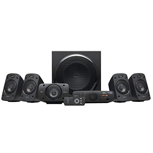 Logitech Z906 5.1 Surround Sound Spkrs