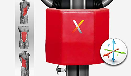 Nexersys N3 Elite: The Personal Boxing Trainer for Your Home. Challenging HIIT Workouts that Builds Confidence with Cardio, Technique, Gaming & Core Workouts. Interactive Fitness on Microsoft PlayFab. 4