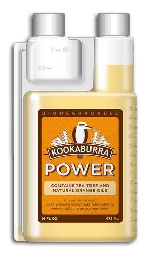 Kookaburra Power Wash w/Tea Tree Oil & Orange