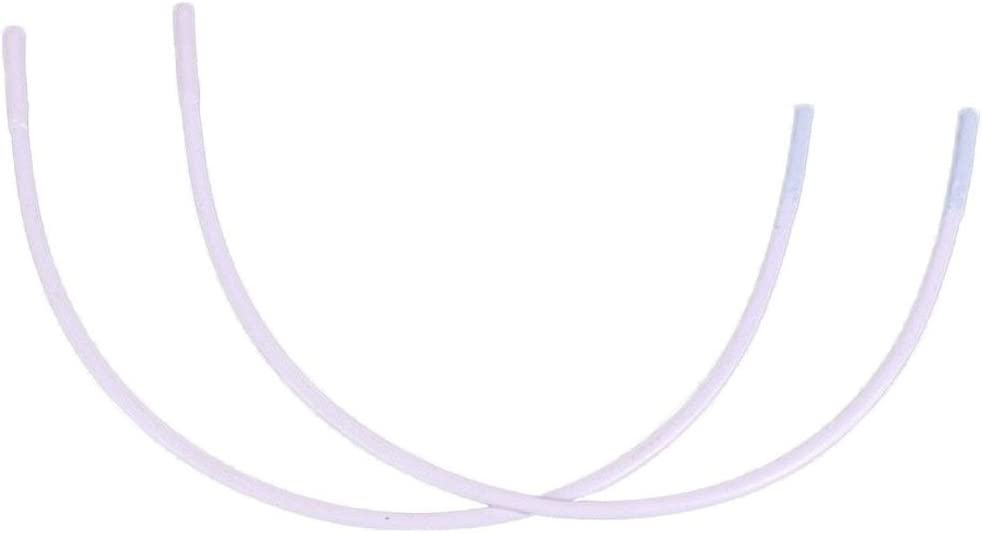 34A 28D Size 32-2 Pairs 36AA Porcelynne Nylon Coated Regular Metal Replacement Wire//Underwire for Bras 32B 30C