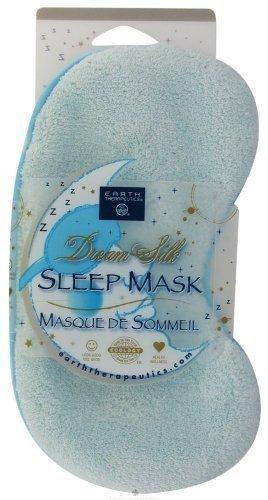 Earth Therapeutics Sleep Mask Blue Ct