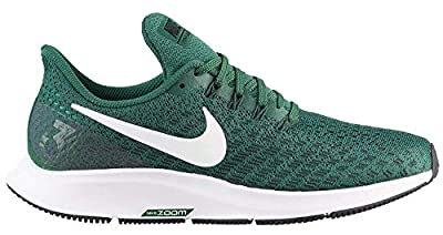 Nike Women's Air Zoom Pegasus 35 Running Shoes (9.5, Gorge Green)