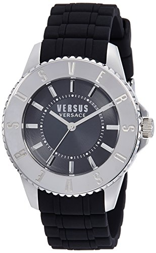 Versus-by-Versace-Mens-SGM160015-TOKYO-Stainless-Steel-Watch-with-Black-Rubber-Band