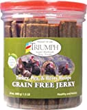 Triumph Dog Turkey, Pea, & Berry Grain Free Jerky, 24-Ounce