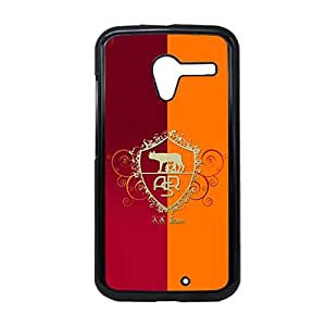Thin Back Phone Cover For Teens For Moto X With A S Roma Logo Choose Design 3