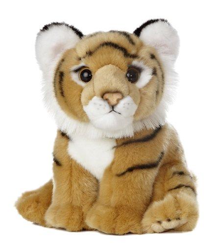 Tiger Plush Animal - Aurora World Miyoni Tots Bengal Tiger Cub 10