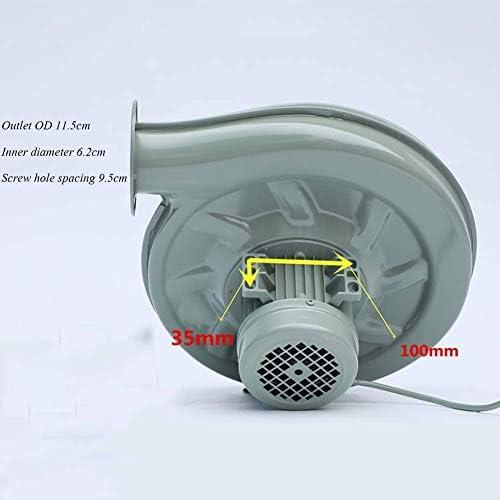 GJNVBDZSF Souffleur, 280W Cuisson en Plein air BBQ Fan Air Blower - 220V Centrifuge Barbecues Blower - for Barbecue Picnic Lighter Tools