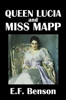 Queen Lucia And Miss Mapp Civitas Library Classics border=