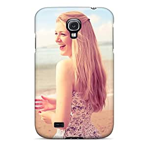 Slim Fit Tpu Protector Shock Absorbent Bumper Smile 1 Case For Galaxy S4