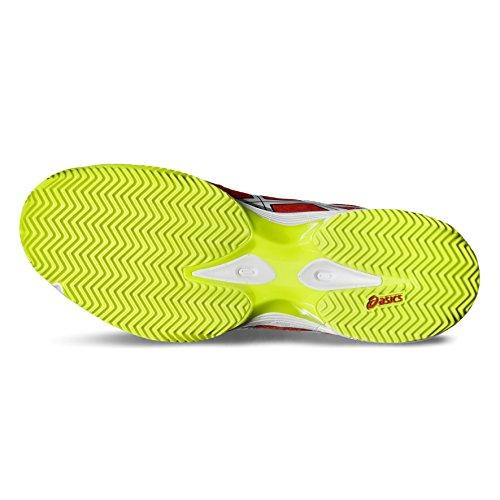 Asics - Gel Padel Professional 2 Sg, color rojo , talla UK-6