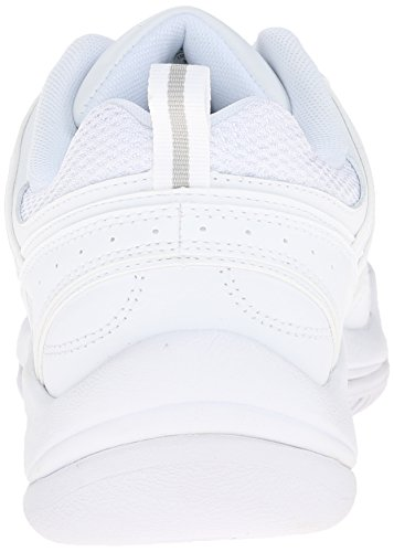 K-Swiss Performance Ks Tfw Vendy Ii-white/Navy-m - Zapatillas de tenis Hombre Blanco/Plateado