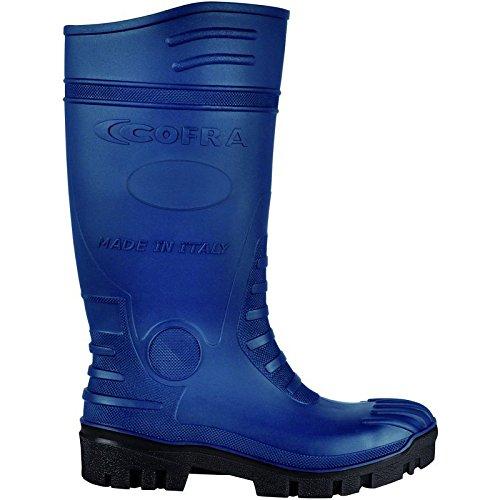 Cofra Typhoon S5SRC–zapatos de seguridad talla 43color azul