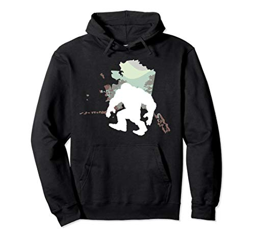Hunter Youth Sweatshirt - Alaska State Bigfoot Sasquatch Yeti Hunter Hoodie