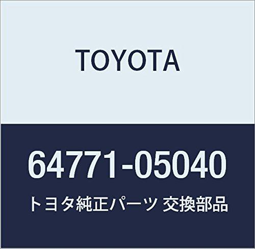 TOYOTA (トヨタ) 純正部品 スペアホイール カバー アベンシス 品番64771-05040 B01M1H2E8H