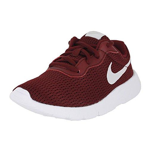 Nike Kids Tanjun (PS) Team Red Vast Grey White (13 Little Kid M, Team Red Vast Grey White)