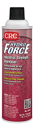 CRC HydroForce Industrial Strength Degreaser (Crc Hydroforce Degreaser)