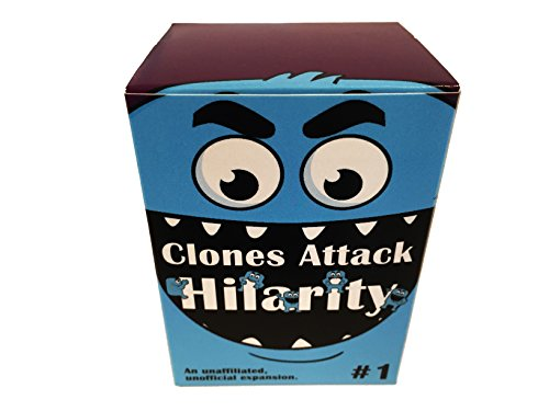 Clones Attack Hilarity, 150 Card Expansion Pack Against Humanity