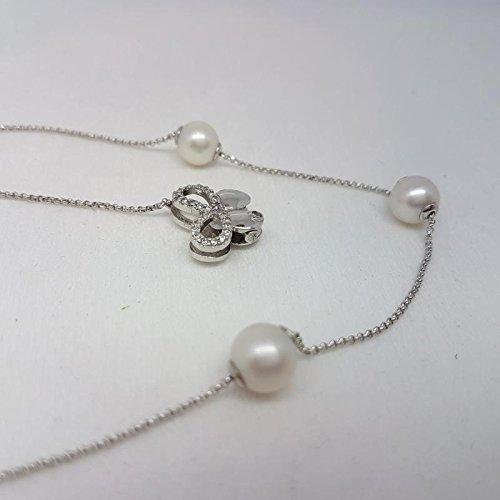 collier Comete pour femme Farfalle GLA 139 élégante cod. GLA 139
