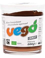 VEGO Hazelnut Chocolate Spread Crunchy, 200 g