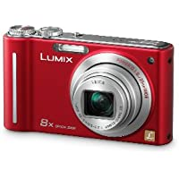 Panasonic Lumix DMC-ZR1 12.1MP Digital Camera with 8x POWER Optical Image Stabilized Zoom and 2.7 inch LCD (Red) Advantages Review Image