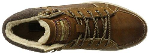 Bugatti Herren 321334513200 Klassische Stiefel Braun (Cognac 6300)