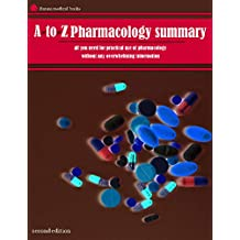 A to Z pharmacology summary