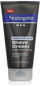 2-Pk. Neutrogena Men Sensitive Skin Shave Cream
