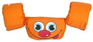 Puddle Jumper Orange Smiley
