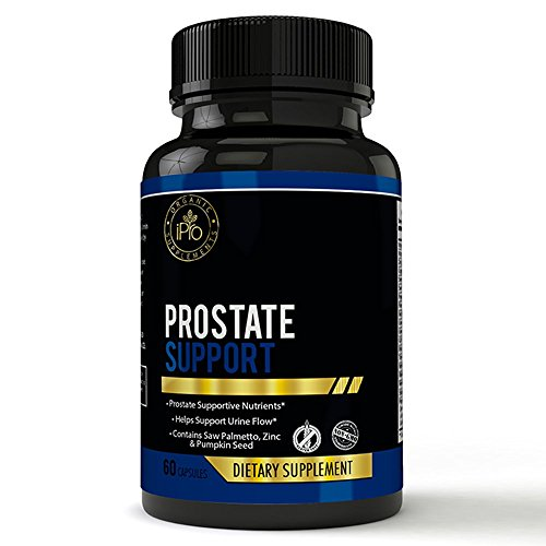 Prostate Support - Prostate Supportive Nutrients For Prostate Health,Vitamin Supplements For Men, Formula Complex To Promote Healthy Urination Frequency & Urinary Flow,Saw Palmetto, Pumpkin Seed