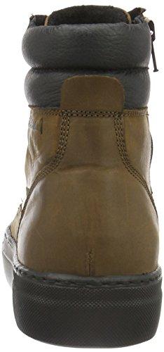 Strellson Erick 4010002013 - Zapatillas altas para hombre Marrón (700)