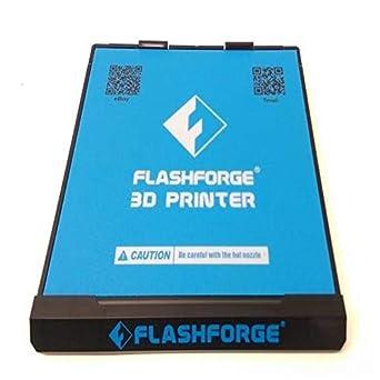 Placa de construcción 1pcs para la impresora 3D Flashforge finder ...